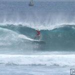Surf sport estremo e dinamico per gli amanti dell'adrenalina