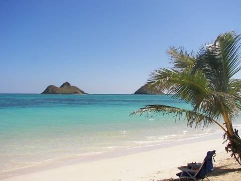 spiaggia kailua Beach - Hawaii