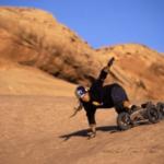 Un nuovo sport estremo Mountainboarding